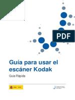 20170830 GD SF MD LexNET Guia Usar Escaner Kodak