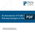 Policing Project Nashville Report
