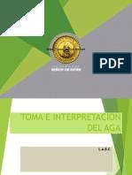 TOMA E INTERPRETACION DEL AGA.pptx