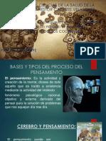 Bases y Tipos Del Proceso de Pensamiento