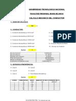 55088990 Hoja Excel Calculo Mecanico de Conduct Ores Aereos