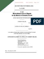 Miller Whitaker Brief