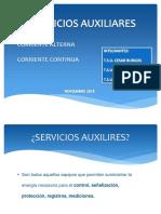 Servicios Auxiliares Santaella