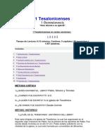 1 Tesalonicenses..