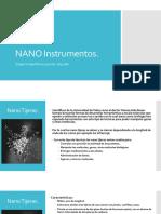 NANO Instrumentos
