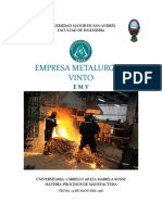 empresa metalurgica de vinto