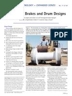Data Sheet Brake Malacate
