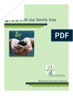 Jewish Family Services of Orange County Public Relations Program