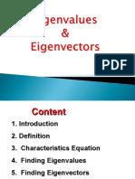 2013 2 W3-Eigenvalue EigenvectorLECTURE
