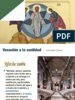 Vocación a la santidad