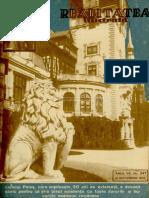 Realitatea Ilustrata- Castelul Peles