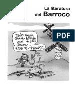 Actividades para el análisis crítico del Barroco-El Quijote y El Lazarillo