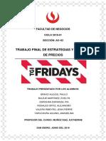 TGI Fridays Perú