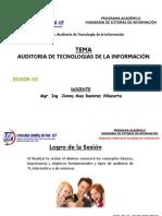Sesión 03 - Auditoria de TI
