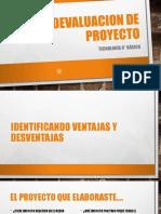 Proyecto de Tecnologia Analisis 8 Basico