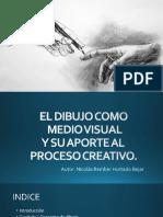 Diapositivas de Monografia de Dibujo