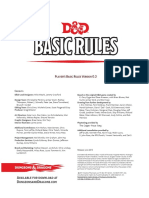 Player Basic Rules v 03