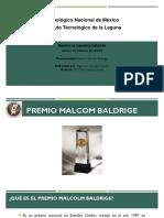 Premio Malcolm Baldrige