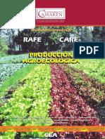 Producción Agronomia