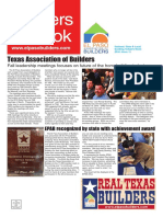 Builders Outlook 2018 Issue 11