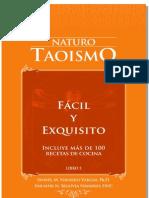 """Naturotaoismo PDF Demo Capitulo 4 """"Multivitamínicos y tonificantes naturales"""""""