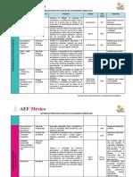 Matriz de Proyectos Colores (2)