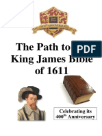 The Path to the King James Bible of 1611