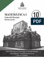 Mat I - Guía del Docente - Completo.pdf