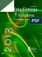 20141211_112012_2013 Revista Indicadores y Estadisticas 2014dic11
