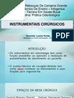 Aula - Instrumentais Cirúrgicos