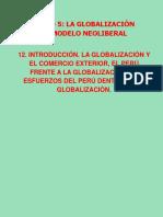 12-13.1 El Modelo Economico Neoliberal en El Perú