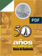 Banguat Libro 50 Años