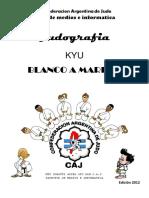 Judografía Para Graduaciones Kyu 2012