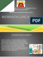 Entrevista Clinica