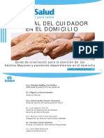 Manual Del Cuidador en El Domicilio (1)