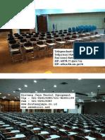 SEWA PANGGUNG Dan Sewa Kursi Kuliah 021 82619088