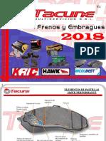 Catalogo Actual Tacune 2018