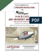 XP X-1SG Manual en v1r0