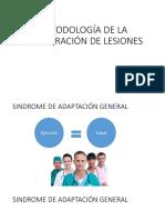 Metodologia en Lesiones Deportivas