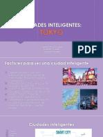 Ciudad Inteligente - Tokyo Desarrollo Organizacional