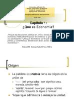 Economia Basica Macro