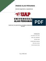 PROYECTO DE INVESTIGACION UAP 2018