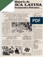 Viñas David. Mexico y Cortes. Historia de America Latina. Hechos, Documentos, Polemica 4..pdf