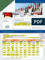 MALLA ESTUDIOS INTERNACIONALES USACH 2007 - 2017.