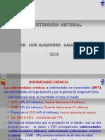 Fisiopatología-farmacoterapia Hta 2018