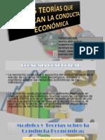 Las Teorías Que Explican La Conducta Económica Ultimo