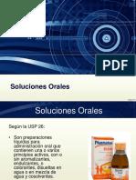 3.Soluciones Orales