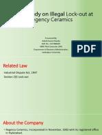 Case Study LFGHR