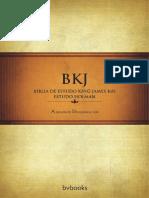 Livreto BKJ Estudo Genesis
