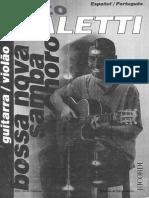Beto Caletti - Bossa Nova, Samba y Choro